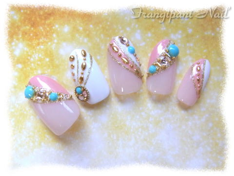Nudie Ethnic Nail